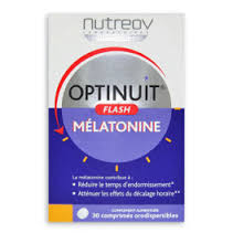 OPTINUITFLASH Mélatonine Image
